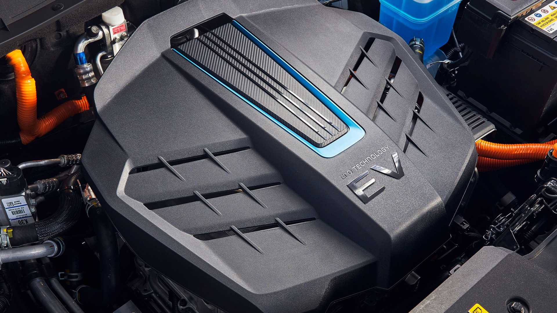 Hyundai обновила свой электрический кроссовер Kona Electric