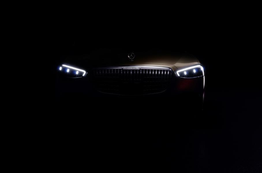 Мировая премьера нового Mercedes-Maybach S-Class