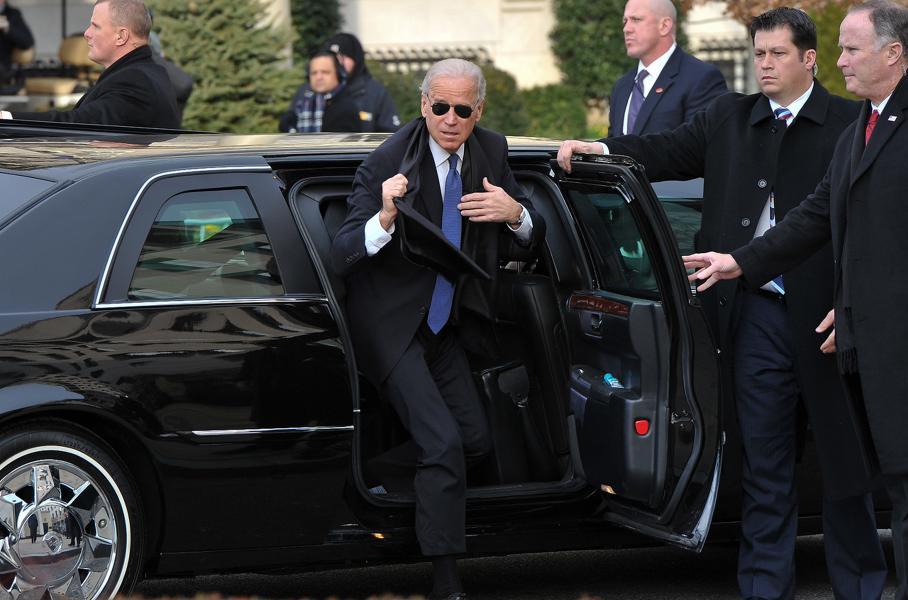 На чому їздив Джо Байден: головні автомобілі президента США