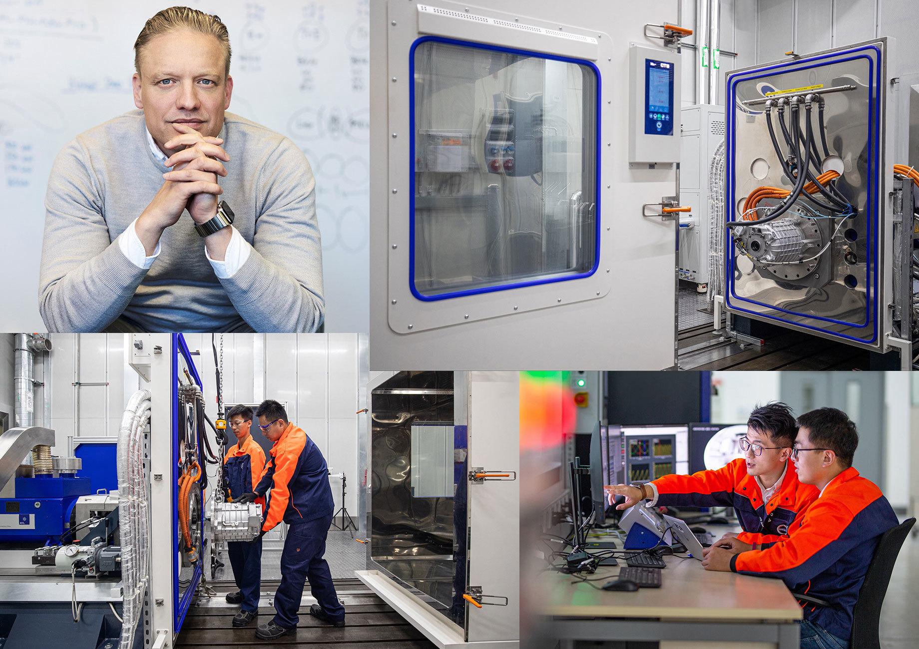 Volvo запускает производство собственных електромоторов