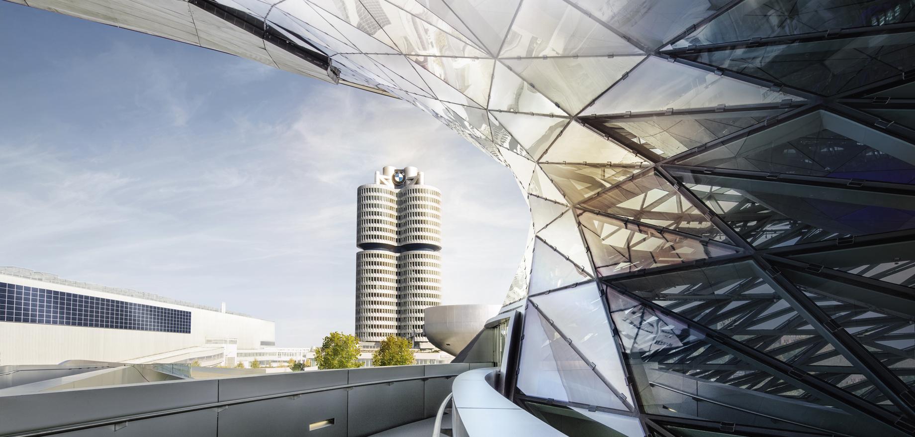 BMW создаст особую архитектуру для электрокаров