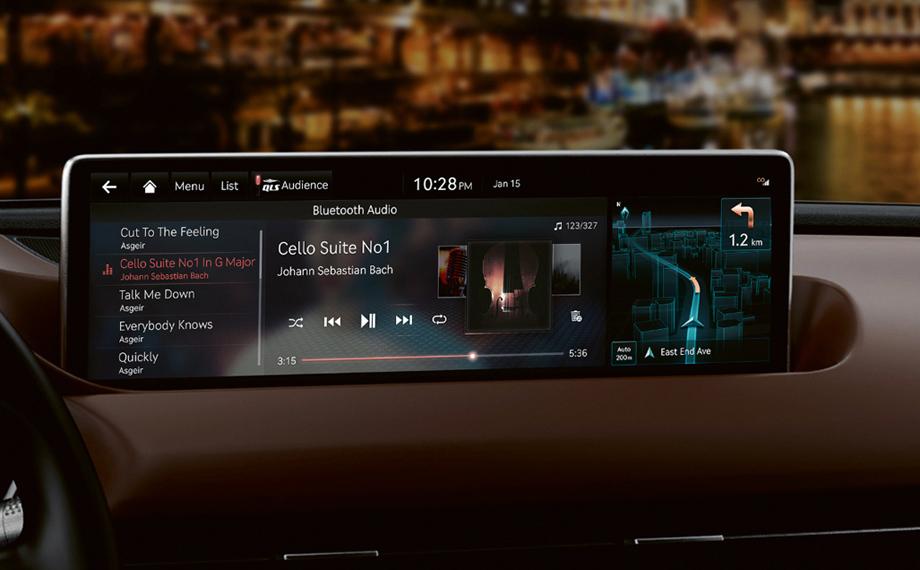 Концерн Hyundai зробить масовою розумну платформу від Nvidia