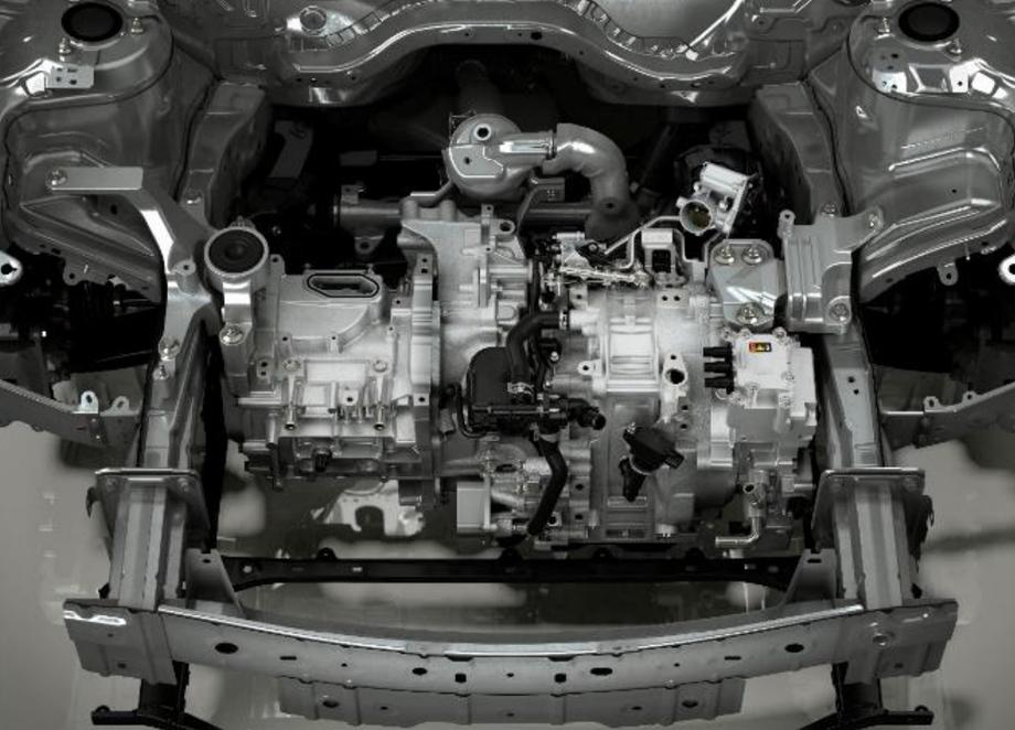 Mazda показала кілька перспективних силових агрегатів