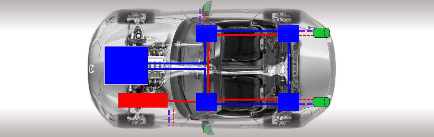 Mazda анонсировала несколько новых силовых агрегатов