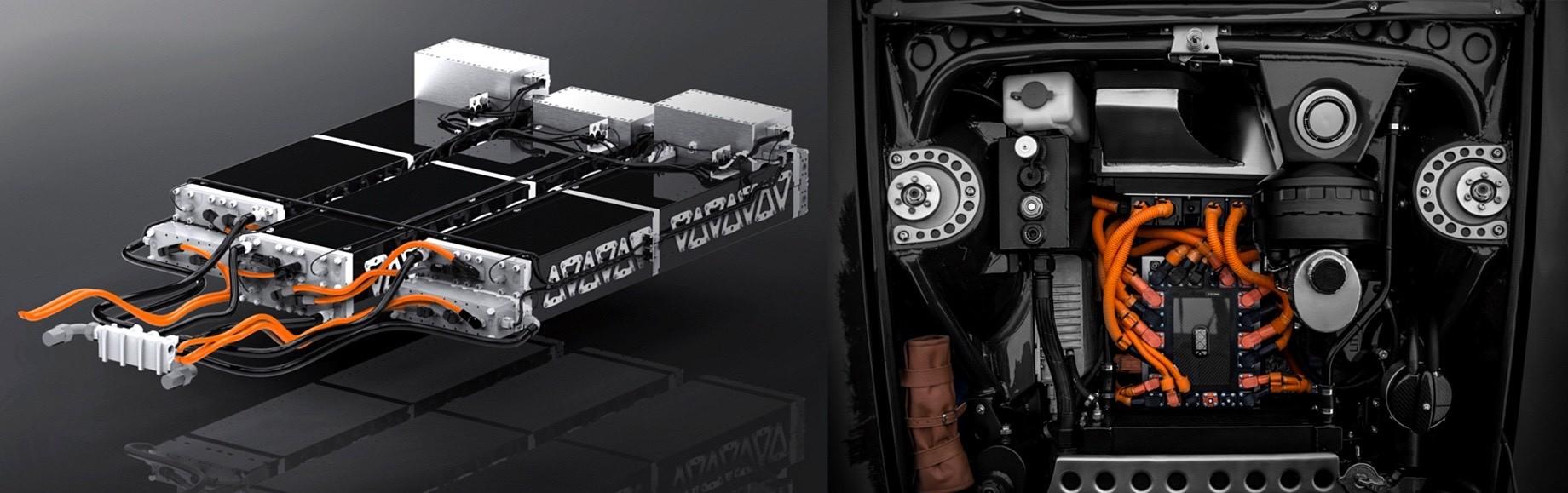 Электрокар Totem GT Electric за € 430 000, подготовлен к производству