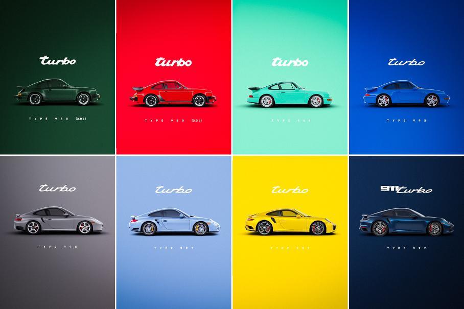 Кросівки в честь Porsche 911 продаватимуть лише 2,7 секунди