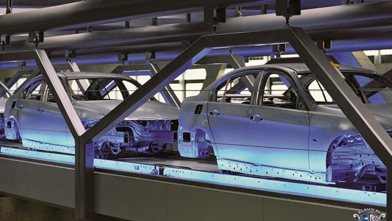 Завод BMW в Лейпциге празднует юбилей