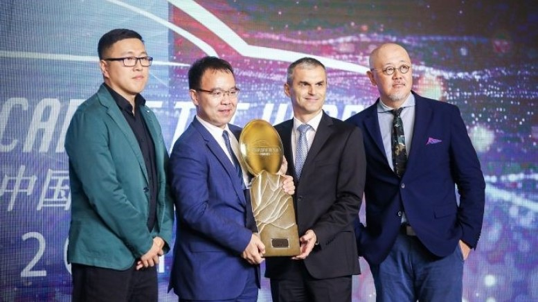 Geely Preface получил премию China Car of the Year