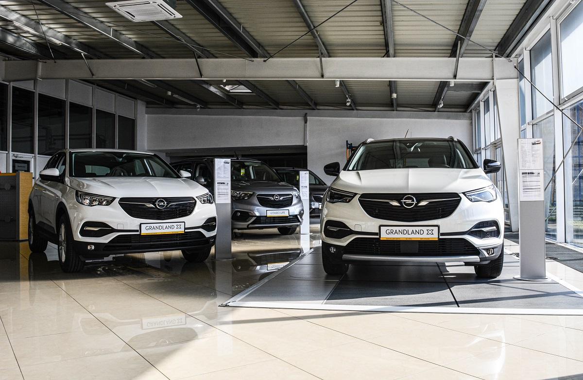 Открыт новый дилер Бренда – Opel Центр Черкассы «Ньютон»