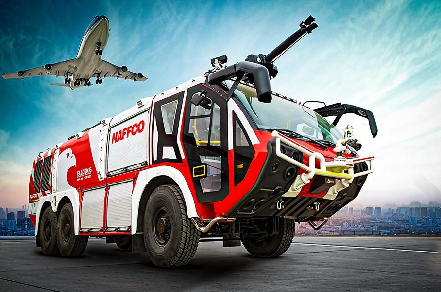 Оцініть найдивовижніші пожежні машини в світі