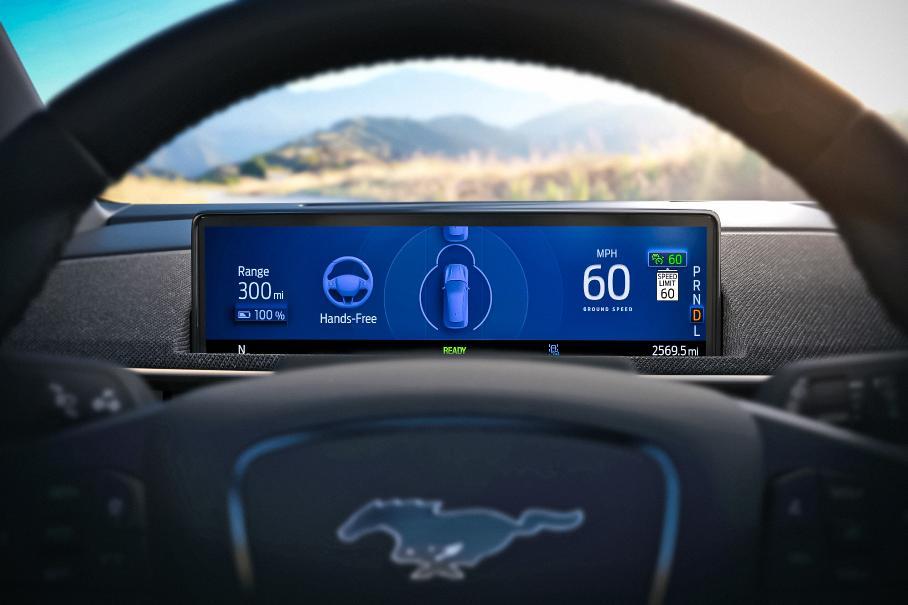 Ford может обойти Tesla с автопилотом
