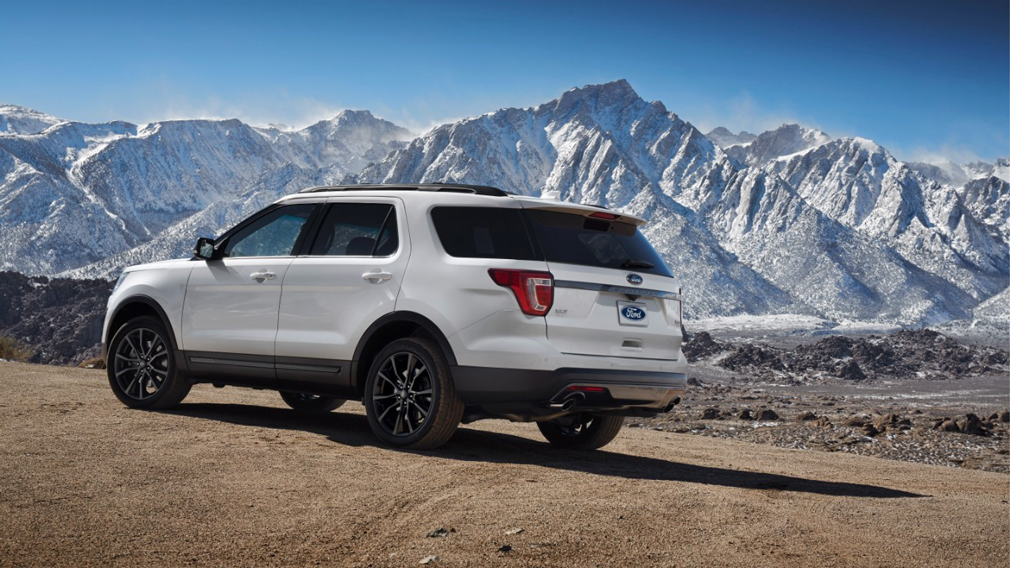 Компания Ford отзывает модели Explorer через подвеску