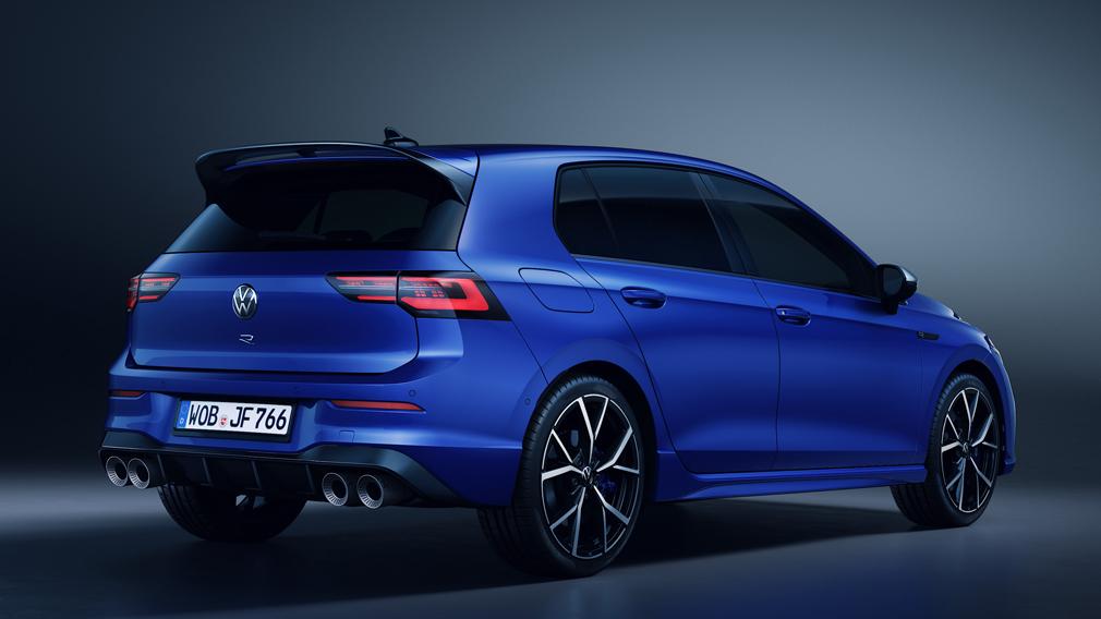 Volkswagen офіційно представив Golf R нового покоління