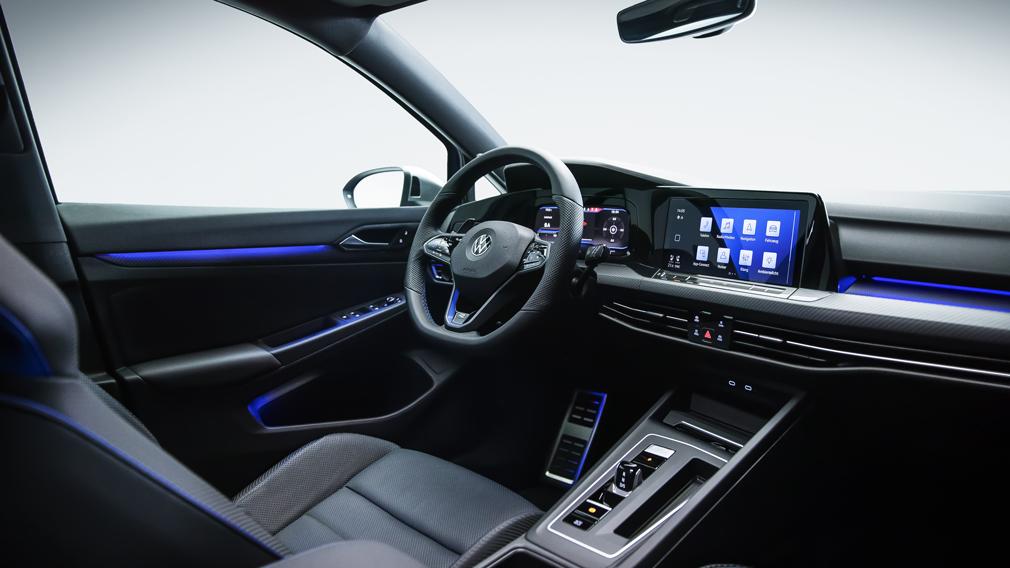 Volkswagen представил самый быстрый Golf R