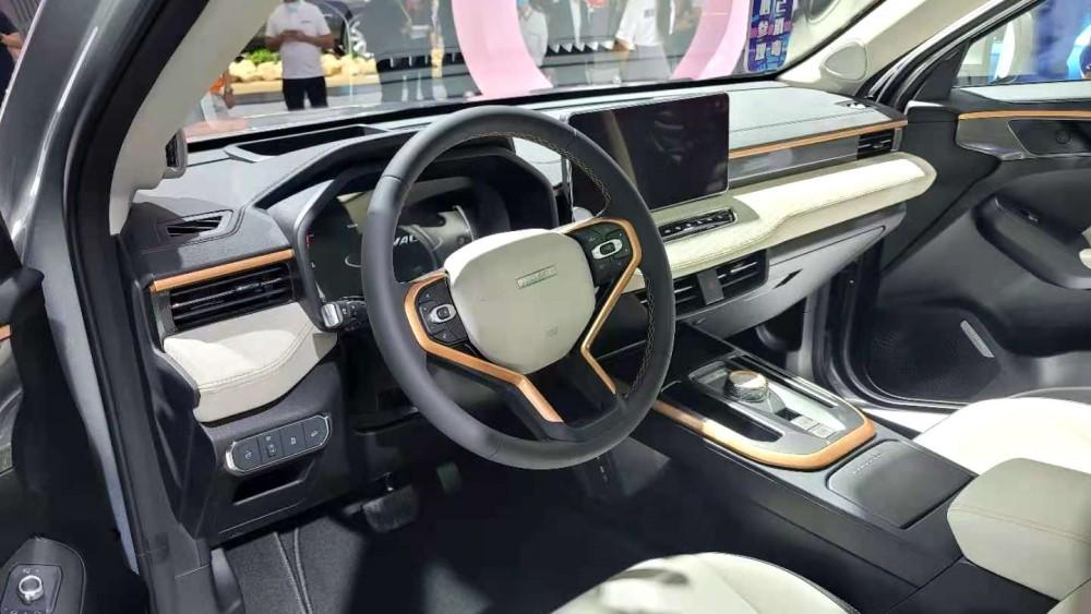 На автосалоні в Гуанчжоу представили кросовер Haval First Love