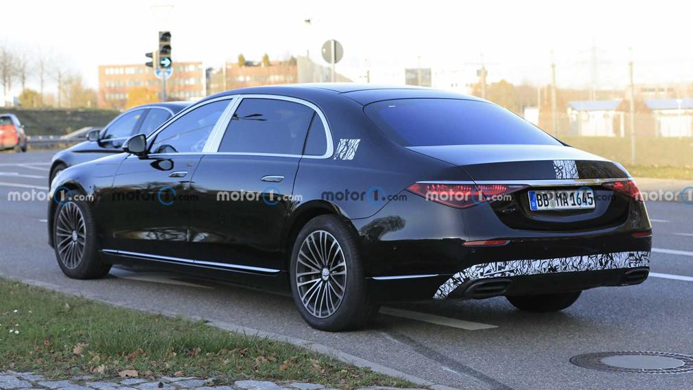 Mercedes-Benz анонсував прем'єру нового Maybach на базі S-Class