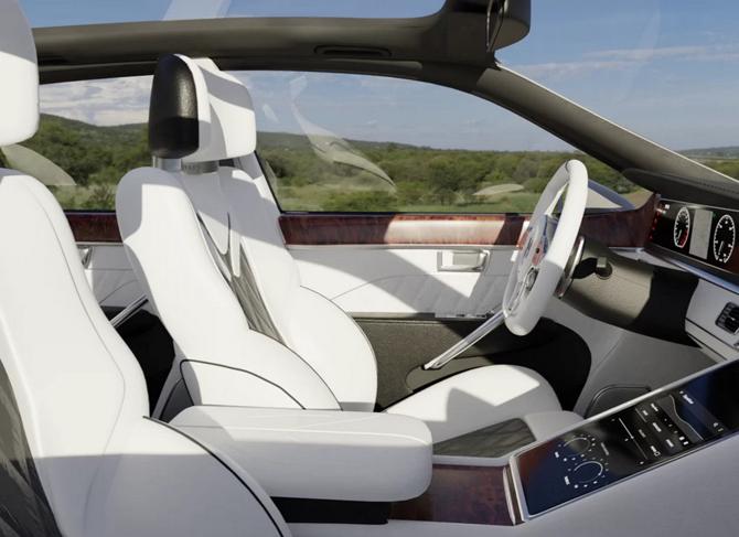 Преміальний електромобіль Monarch готовий до виробництва