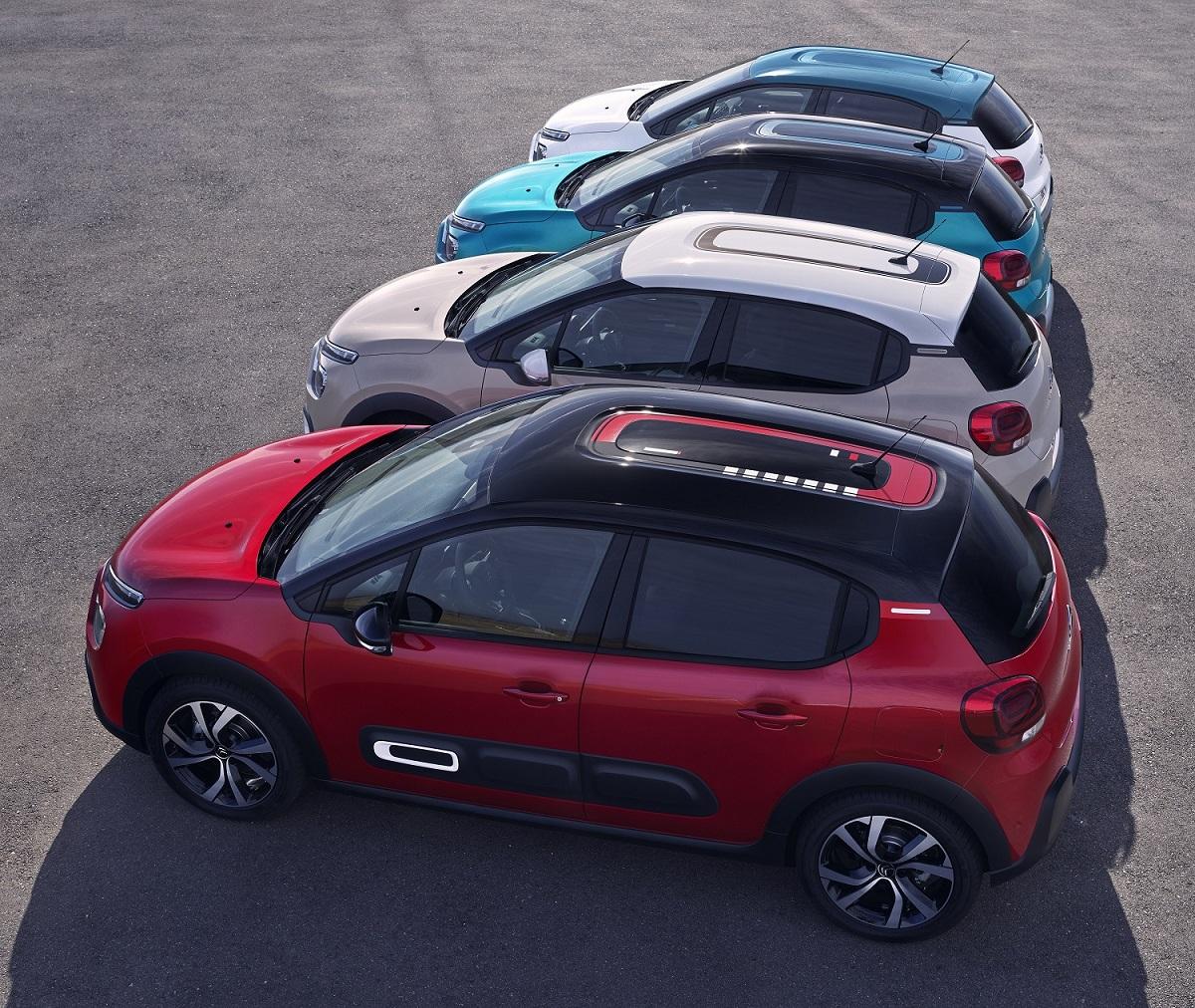 Citroën обіцяє зробити листопада особливо спекотним