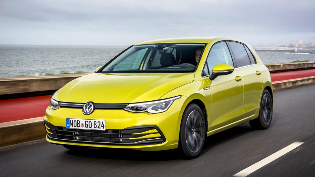 ТОП-10 самых популярных новых автомобилей в Европе за октябрь