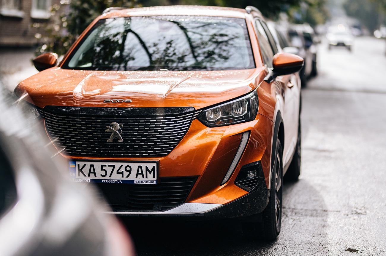 Новий Peugeot 2008 – лідер класу B-SUV в Україні