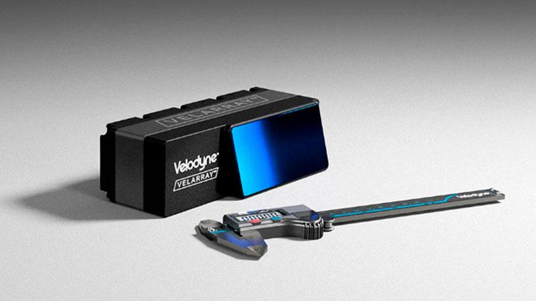 Velodyne представила дешевый автопилот для массового рынка