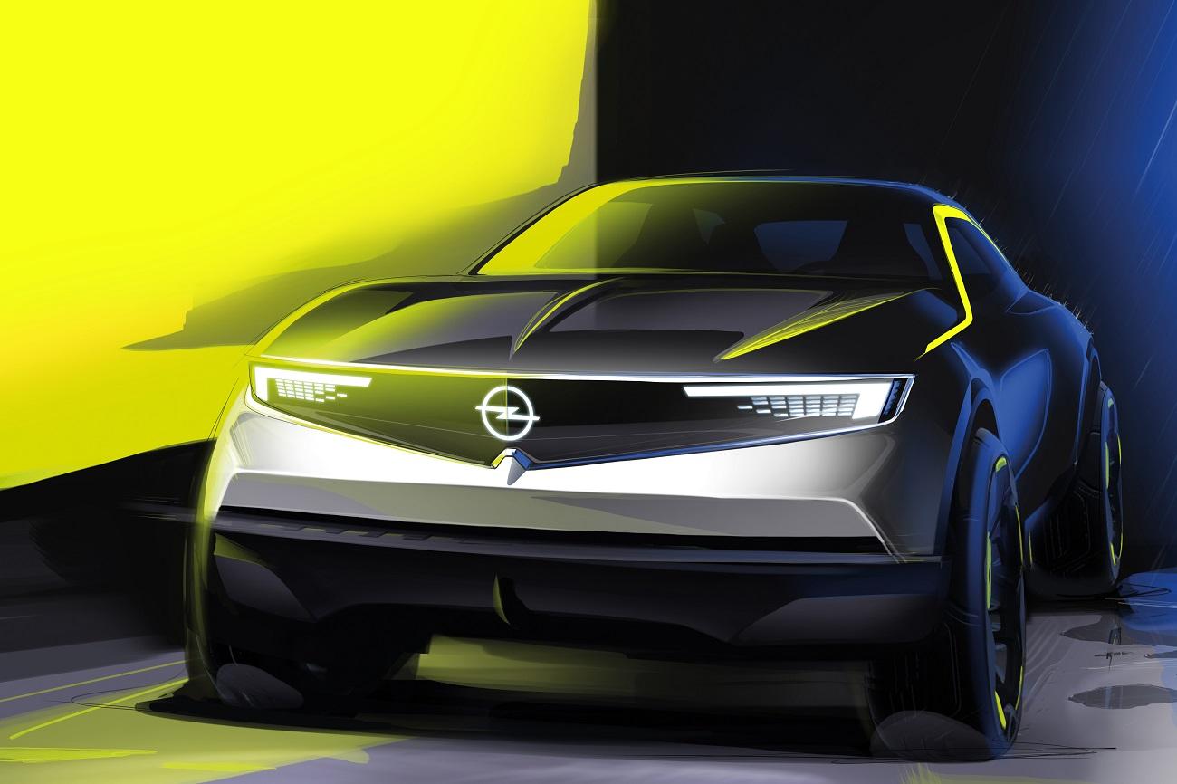 Бренд Opel презентует новый фирменный стиль. Больше смелости, больше драйва