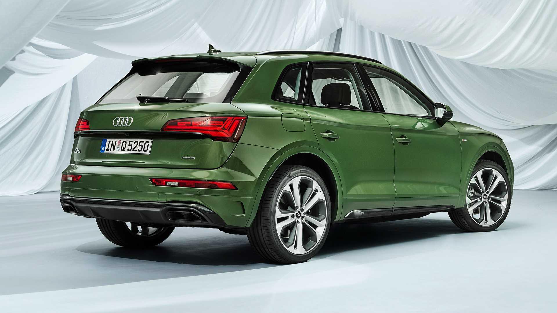 Audi придумає нові функції для задніх ліхтарів