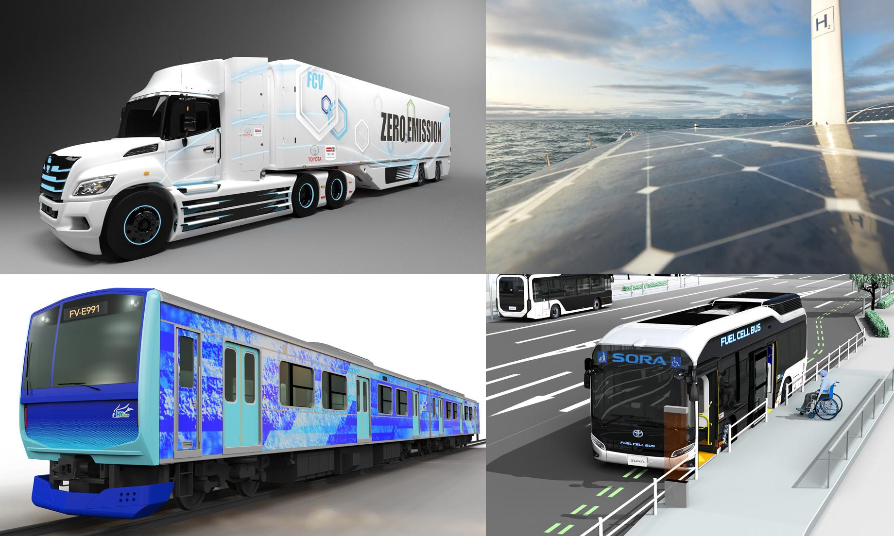 Toyota допомогла створити Японську водневу асоціацію