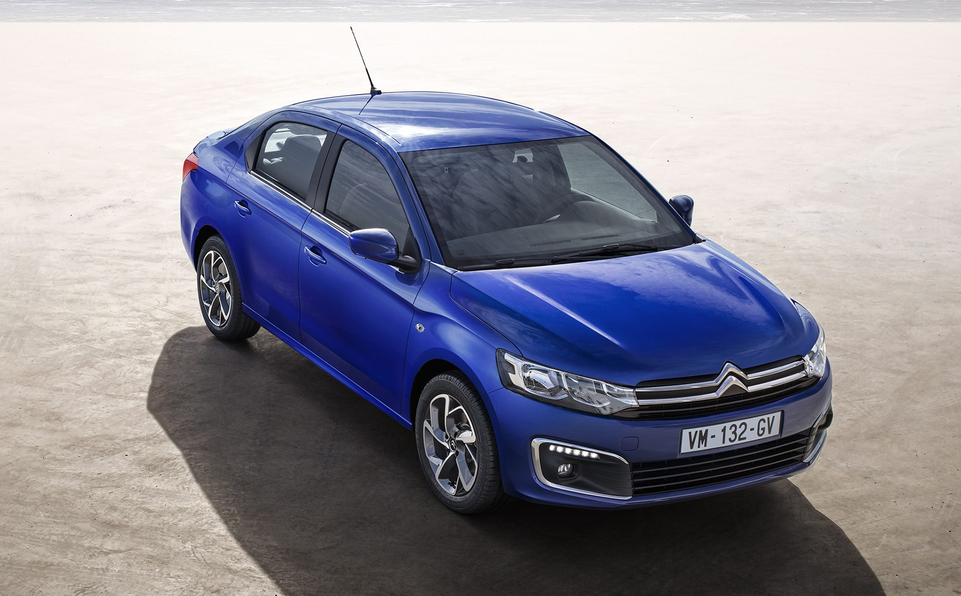 Комфортный седан CITROЁN C-Elysée – с комфортной ценой: -20000 грн на автомобили со склада в Украине