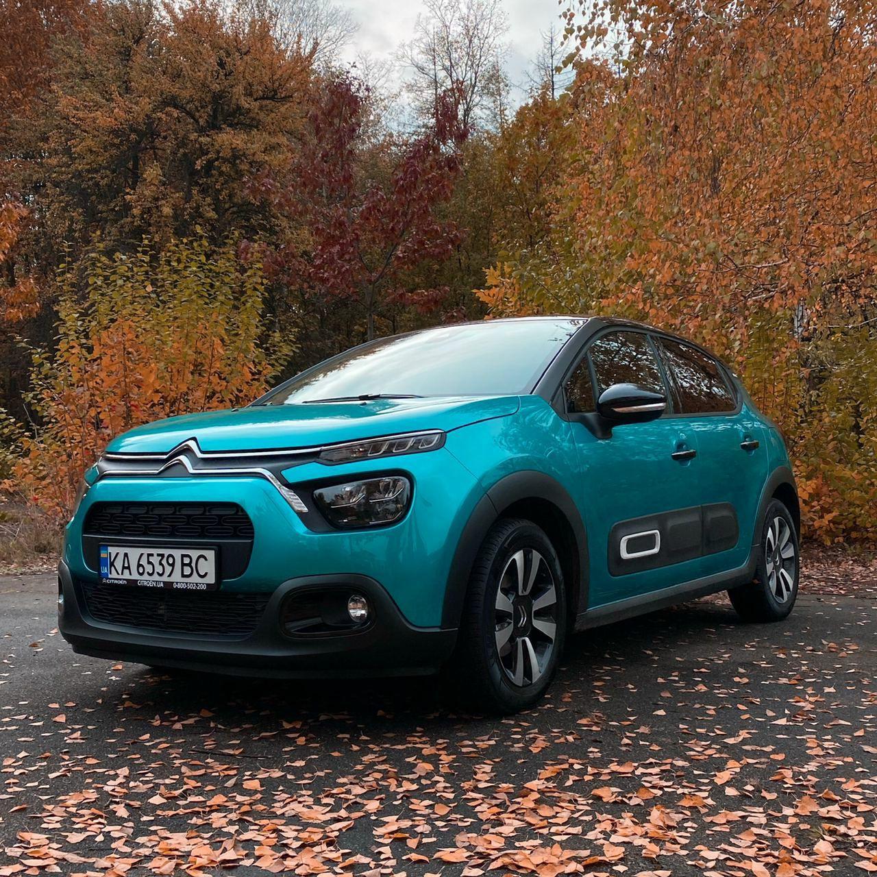 Новий Citroёn C3 – Претендент на титул «Кращий легковий автомобіль року в Україні 2021»