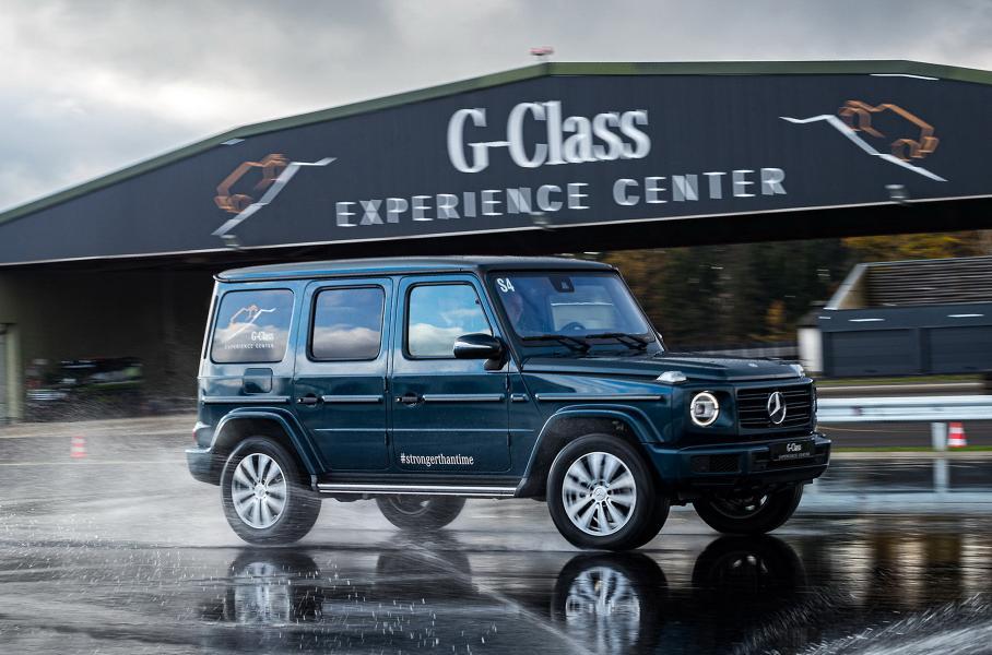 Mercedes-Benz оголосив про випуск 400-тисячного G-Class