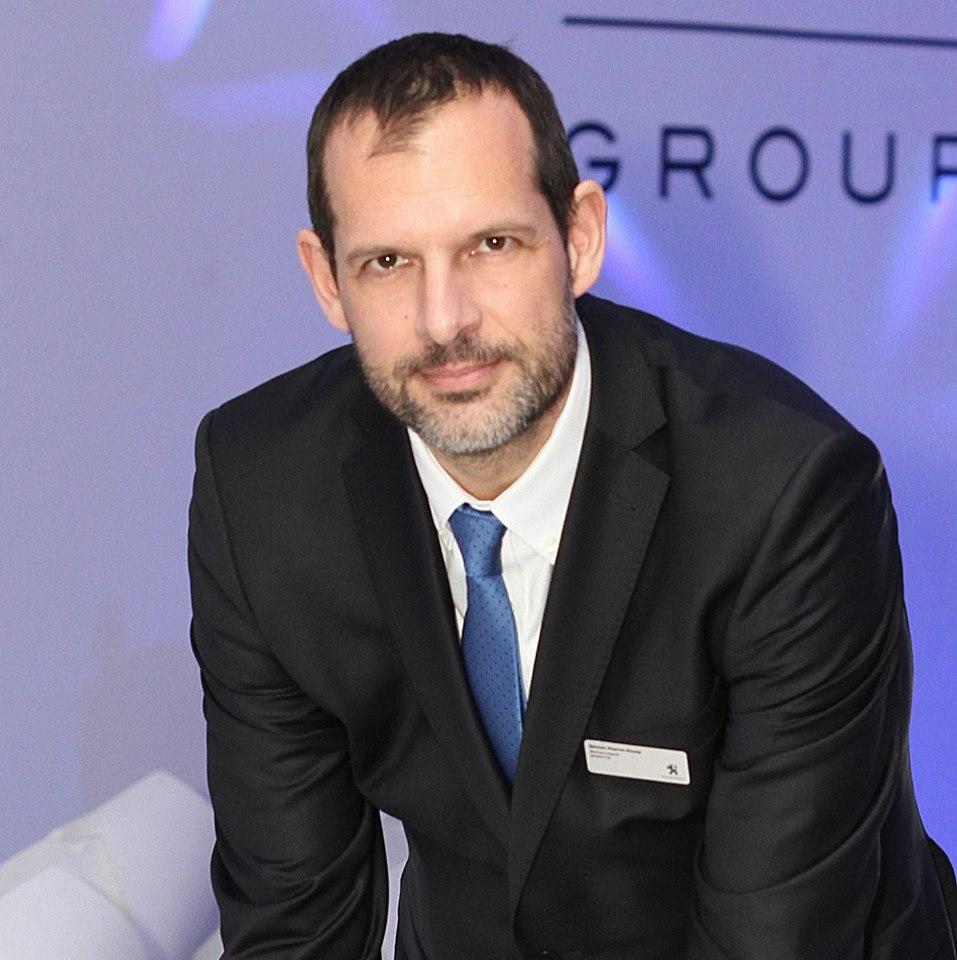 Назначен новый директор представительства Группы PSA в Украине