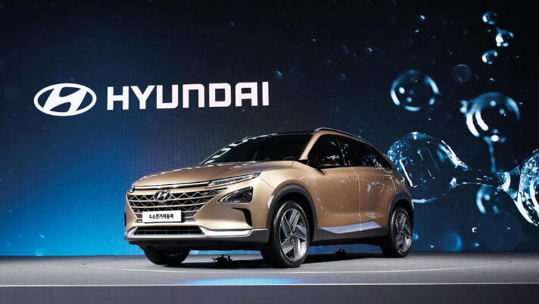 Hyundai представляє спеціальний бренд для автомобілів на паливних елементах