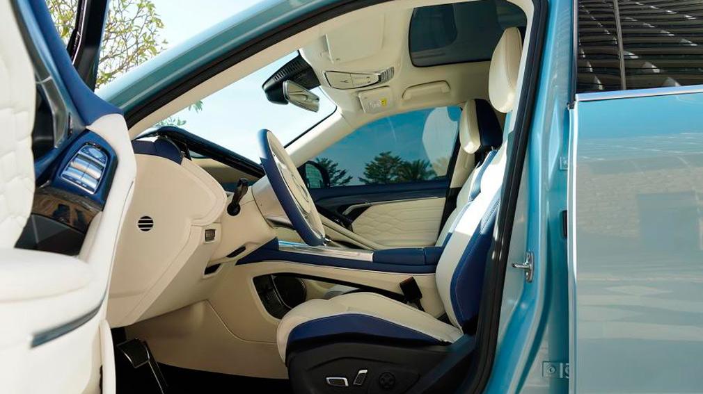 Китайцы представили кроссовер вдвое дешевле BMW X5