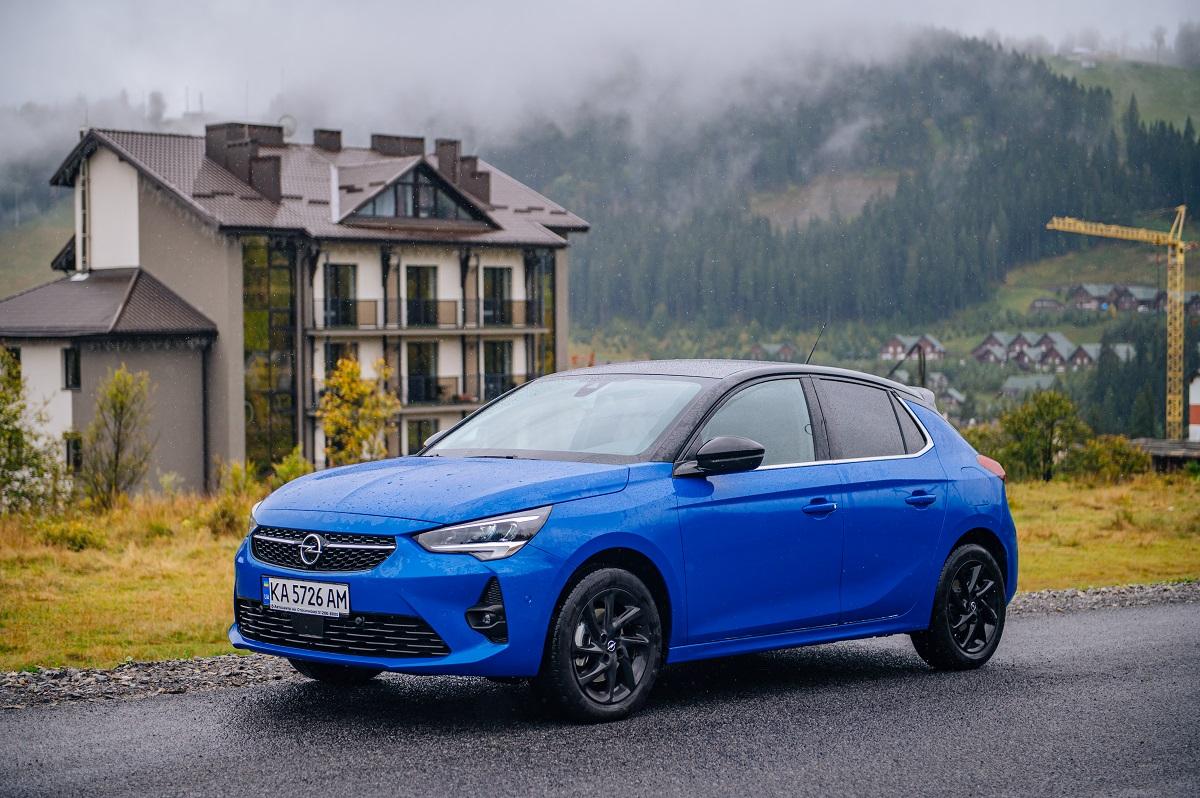 Opel отправляет за титулом «Автомобиль года в Украине 2021» сразу шесть автомобилей