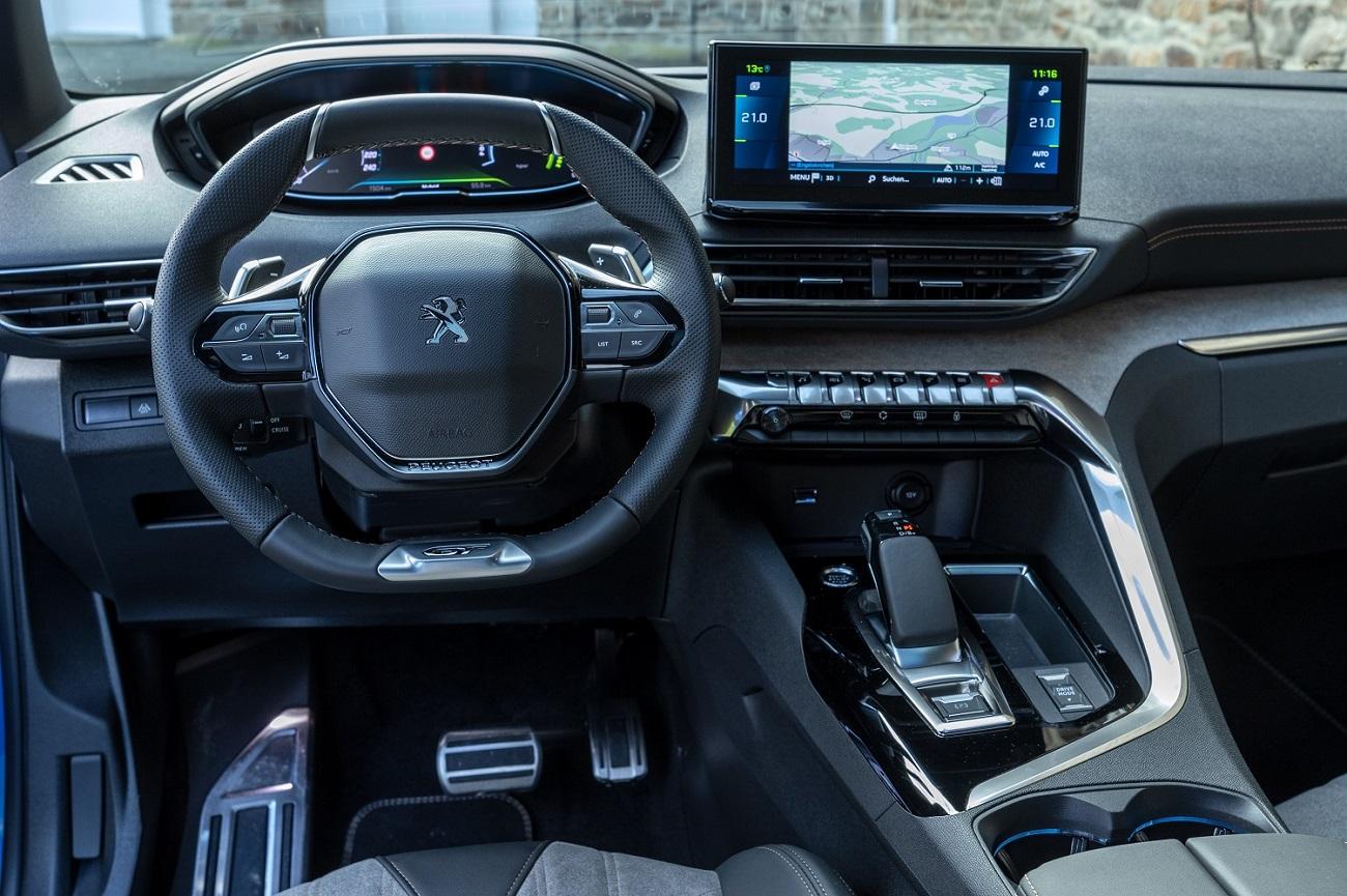 Новый PEUGEOT 3008 уже в Украине: яркий дизайн, передовые технологии, современные системы безопасности