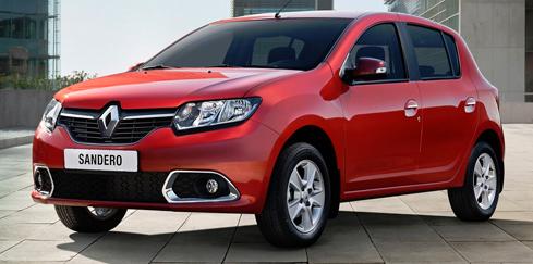 Самые популярные модели на рынке новых легковых авто