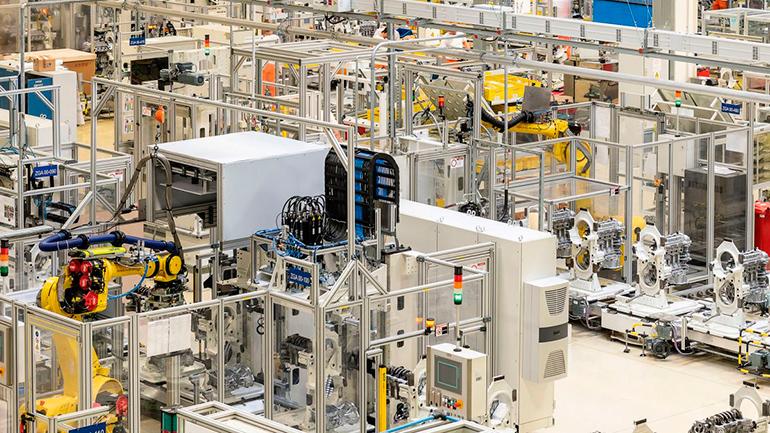 KIA инвестировала 70 млн евро в завод в Словакии