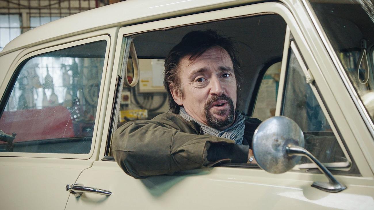 Знаменитий ведучий Річард Хаммонд зізнається в любові до Opel