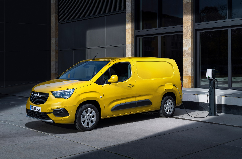 Новый вен Opel Combo-e: бескомпромиссная электрическая мобильность