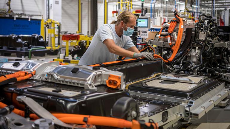 Volvo утроит выпуск электромобилей к 2022 году