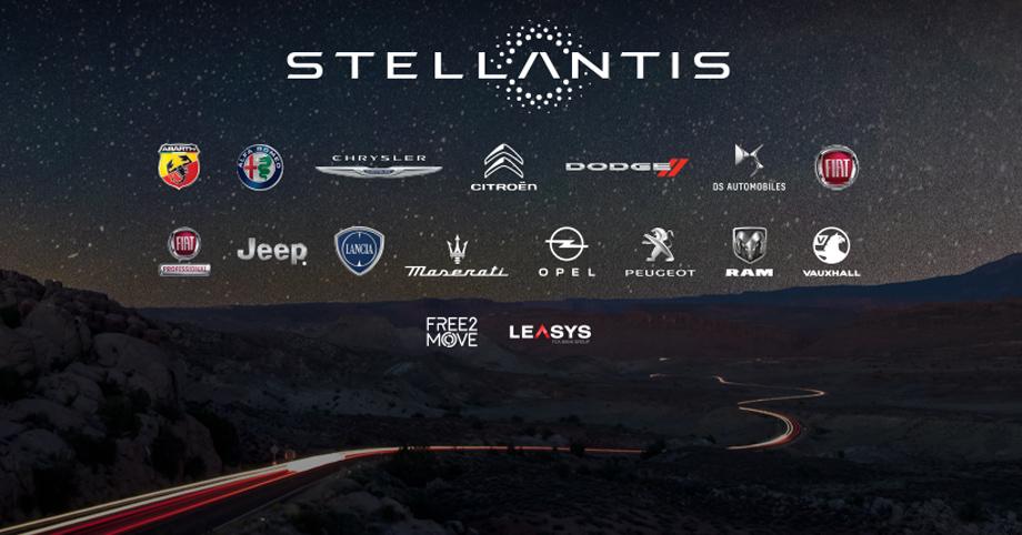 Концерни FCA і PSA остаточно з'єдналися в компанію Stellantis