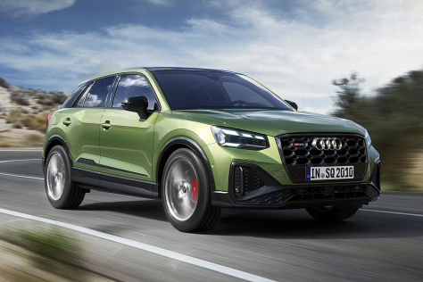 12 новинок від Audi
