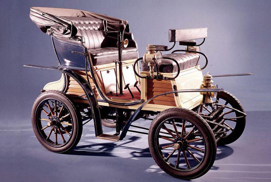 Вони були першими: з яких моделей почалася історія автомобільних марок