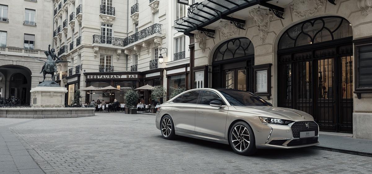 Бренд DS Automobiles подводит итоги операционной работы в Украине за 2020 год