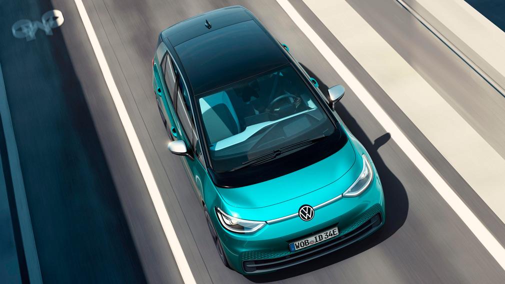 Реалізація електромобілів в Німеччині потроїлася за 2020 рік