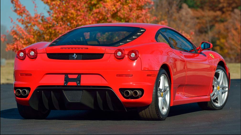 На аукціоні продадуть Ferrari останнього президента США