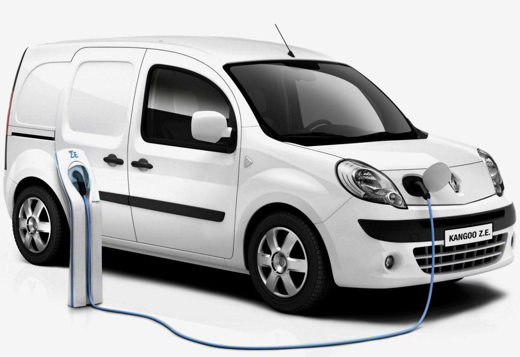 Самые популярные электромобили на украинском рынке