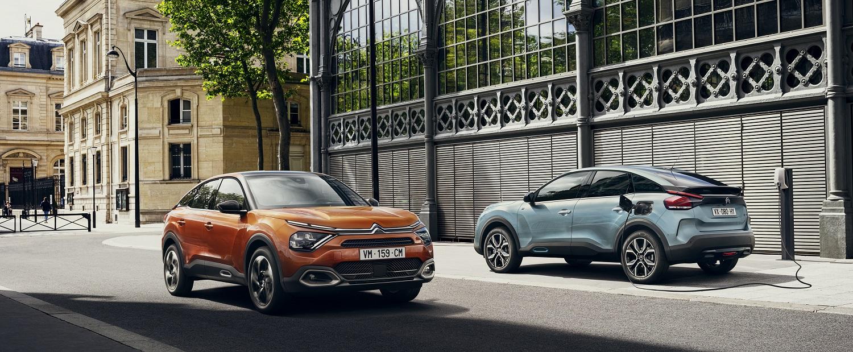 Новый CITROЁN C4 выходит в финал конкурса «Автомобиль года 2021»