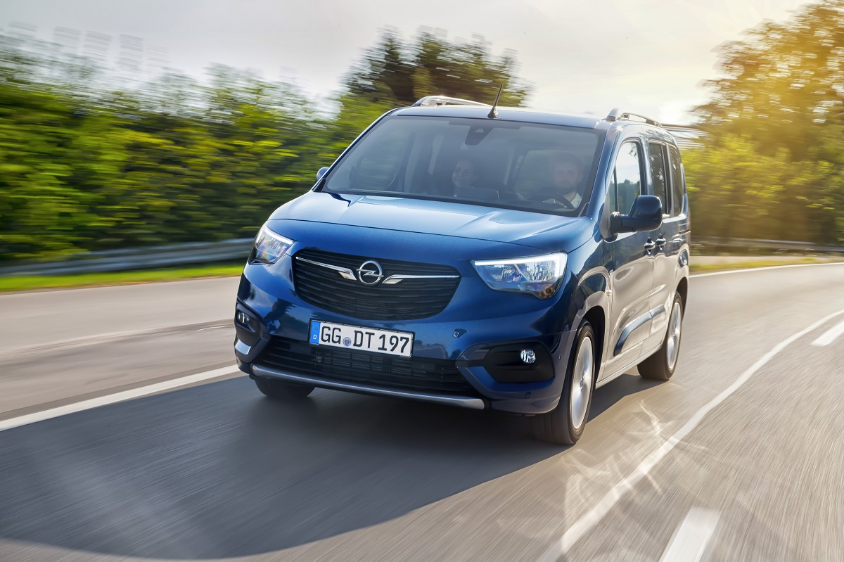 Бренд Opel в Україні: зростання продажів і «перезавантаження» комерційної лінійки